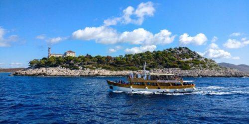 dagtour boot vanuit zadar